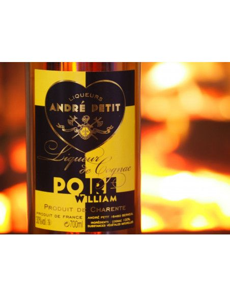 André Petit Poire William Liqueur de Cognac 04