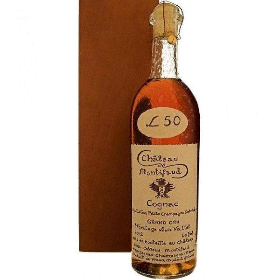 Chateau Montifaud L50 Héritage Louis Vallet (50ml) Cognac 01