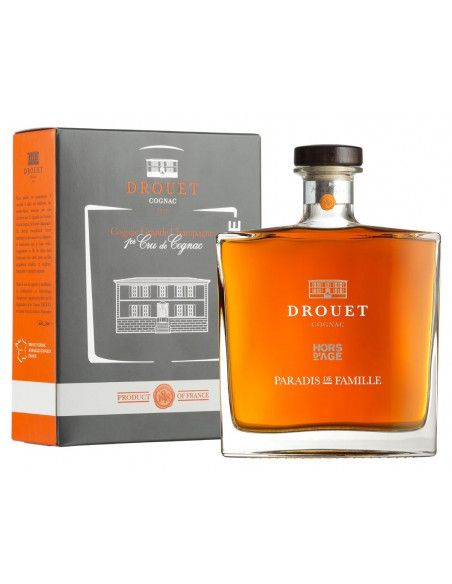 Drouet et Fils Paradis De Famille Cognac 04