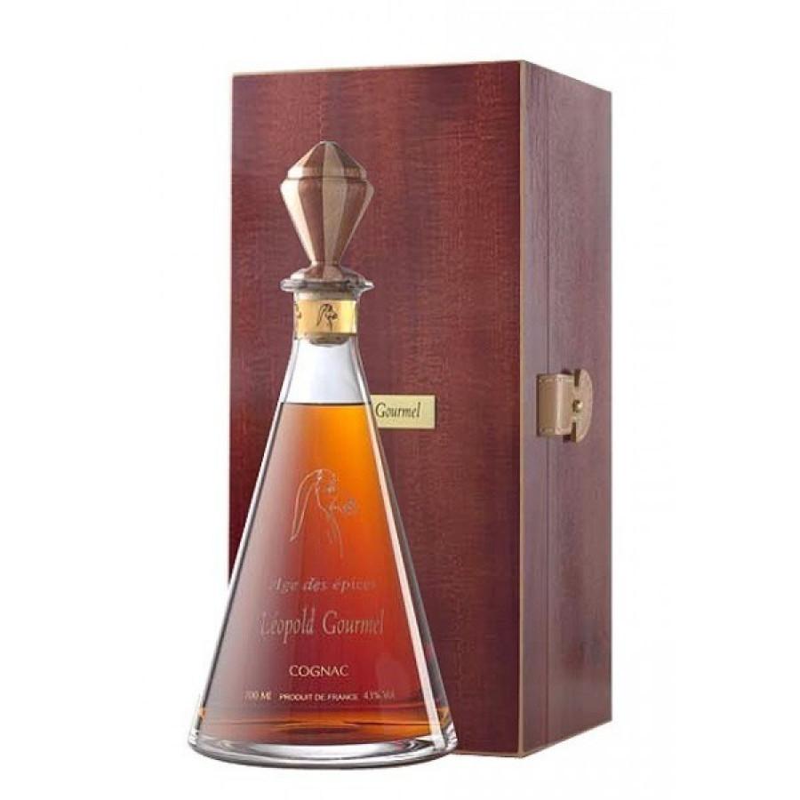 Leopold Gourmel Age des Epices Decanter Cognac 01