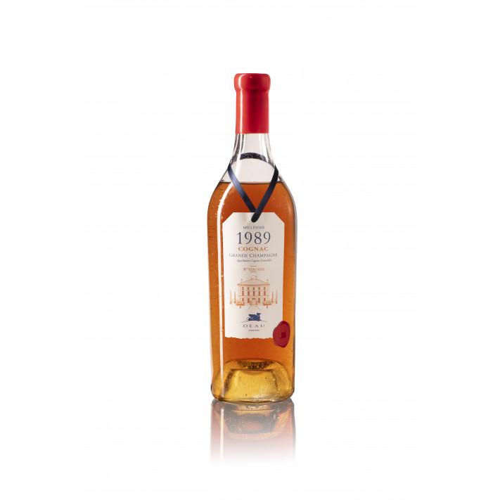 Deau Vintage 1989 Grande Champagne Cognac 01