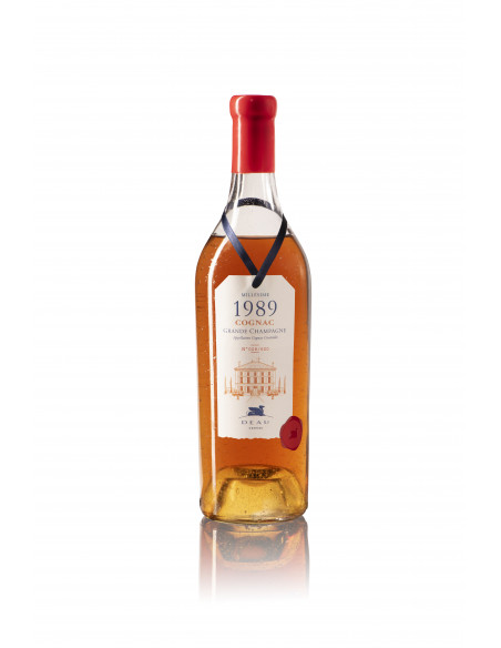 Deau Vintage 1989 Grande Champagne Cognac 03