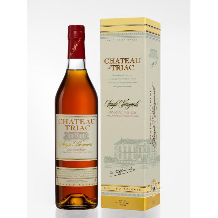 Tiffon Chateau de Triac VSOP Single Vineyards Cognac 01