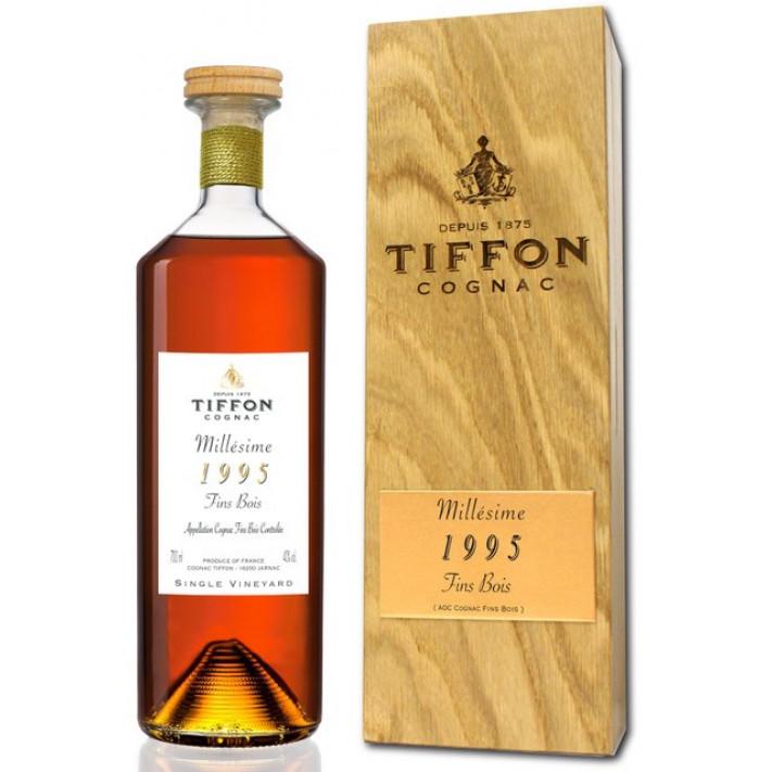 Tiffon Vintage 1995 Fins Bois Cognac 01