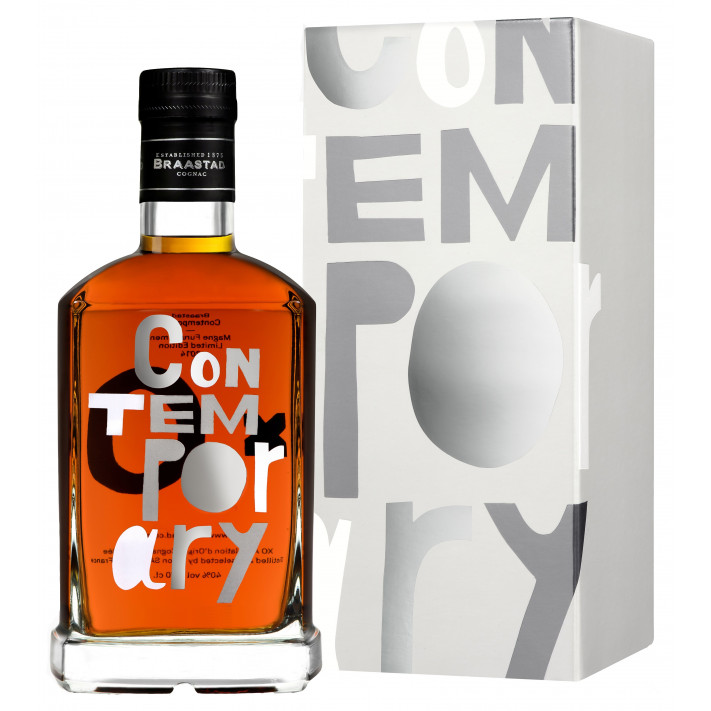 Braastad XO Superior Contemporary Art Cognac 01