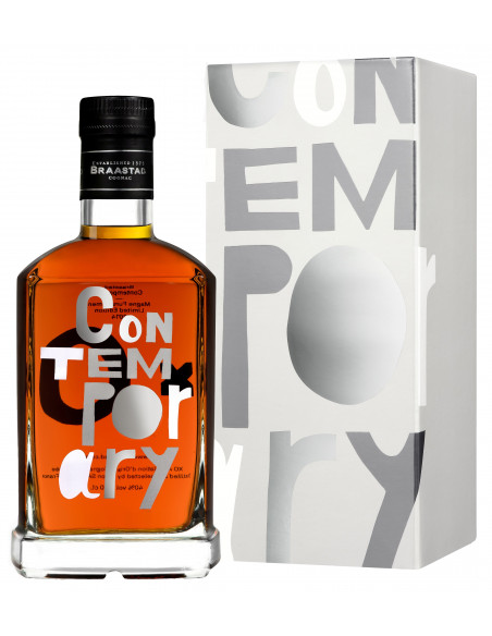 Braastad XO Superior Contemporary Art Cognac 03