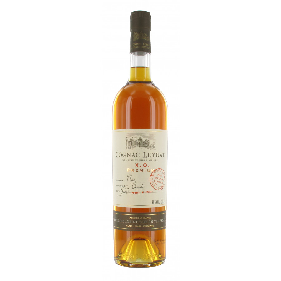 Leyrat X.O. Premium Cognac 01