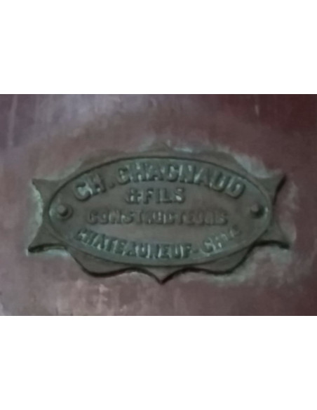 Alambic Pot Still Cognac - Chagnaud & Fils 18hl 06