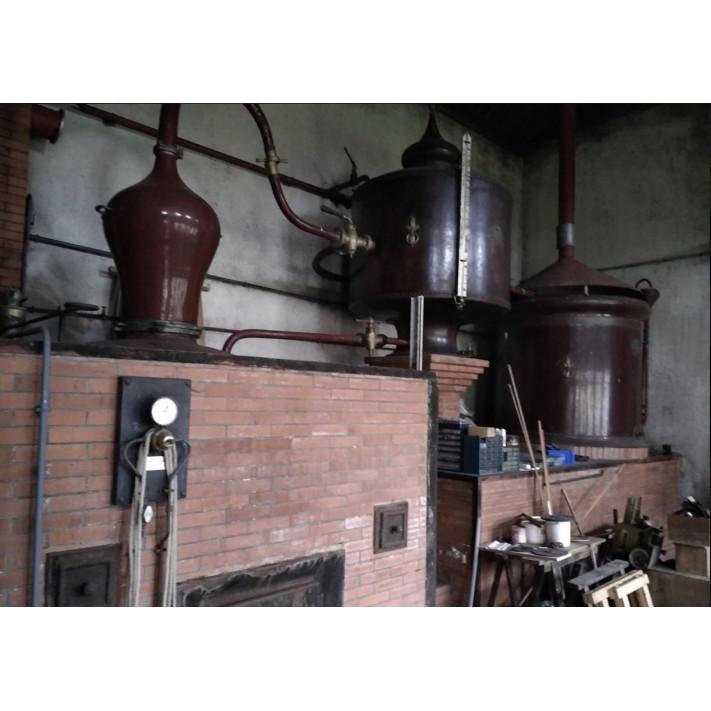 Alambic Pot Still Cognac - Chagnaud & Fils 18hl 01