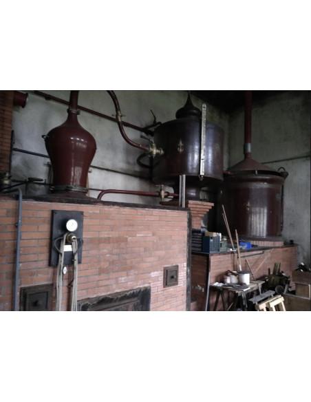 Alambic Pot Still Cognac - Chagnaud & Fils 18hl 04