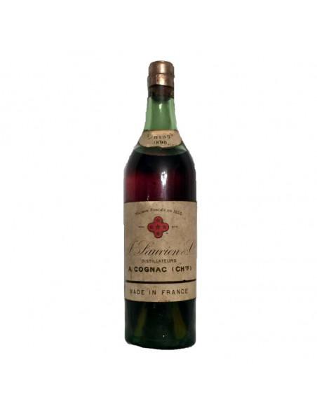 J. Sauvion & Co. Vintage 1896 Cognac 07