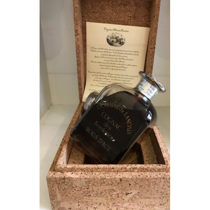 Héritage René Rivière Hors d'Age Borderies Cognac 01