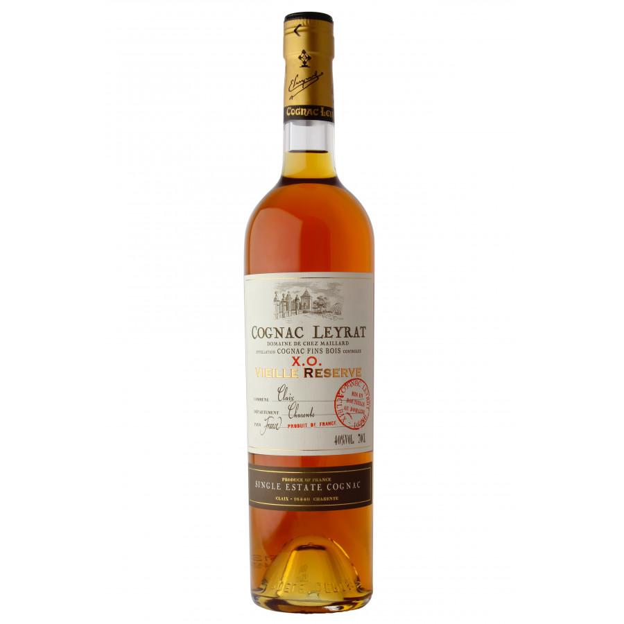 Leyrat XO Vieille Reserve Cognac 01