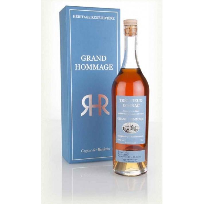 Héritage René Rivière Hors d'Age Grand Hommage Cognac 01