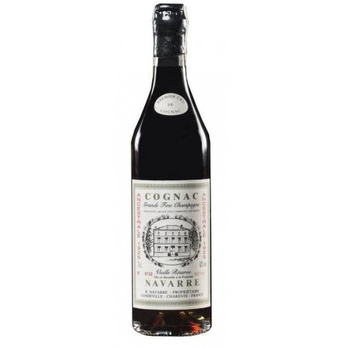 Navarre Ancestrale 1925 Grande Champagne Cognac 01