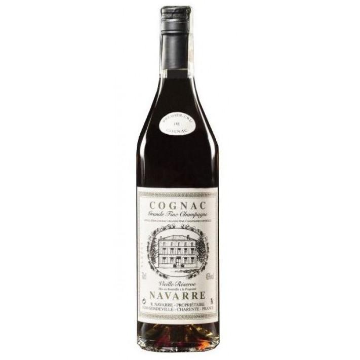 Navarre Vieille Reserve Grande Champagne Cognac 01