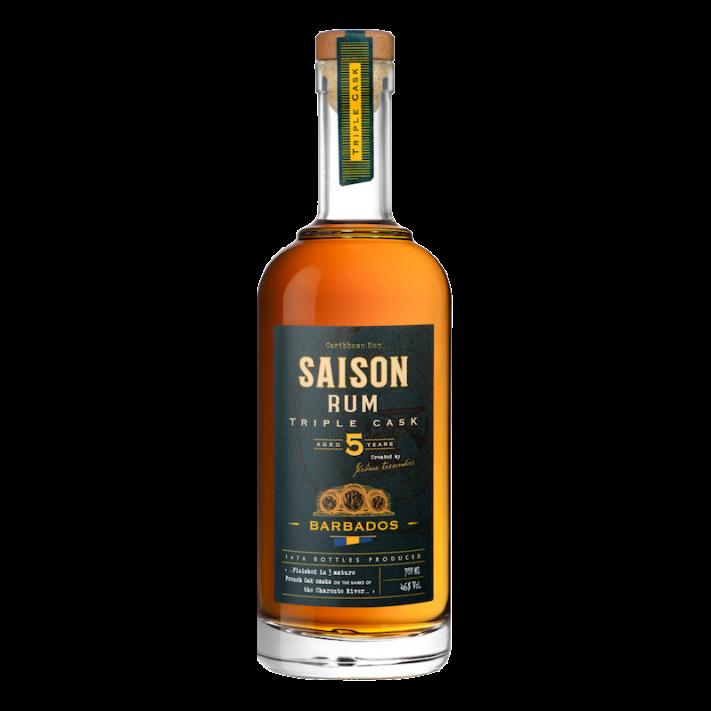 Distillerie Tessendier Season Triple Cask Rum - 5 years old 01