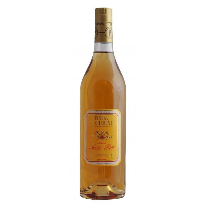 André Petit Pineau Blanc des Charentes Cognac 01