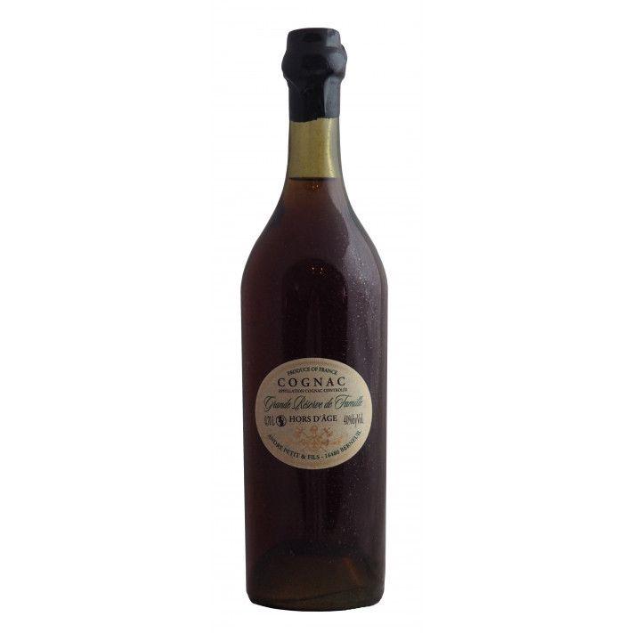 André Petit Hors d'Age Réserve Familiale Limited Edition Cognac 01