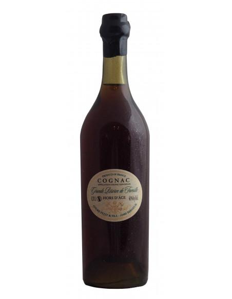 André Petit Hors d'Age Réserve Familiale Limited Edition Cognac 05