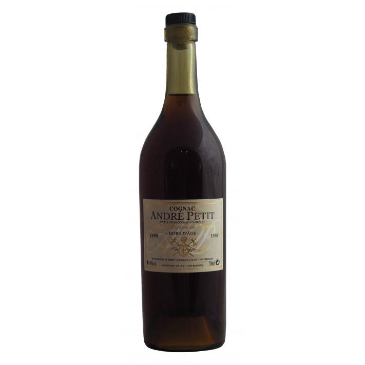 André Petit Hors d'Age Grande Reserve de Famille 1990 Cognac 01