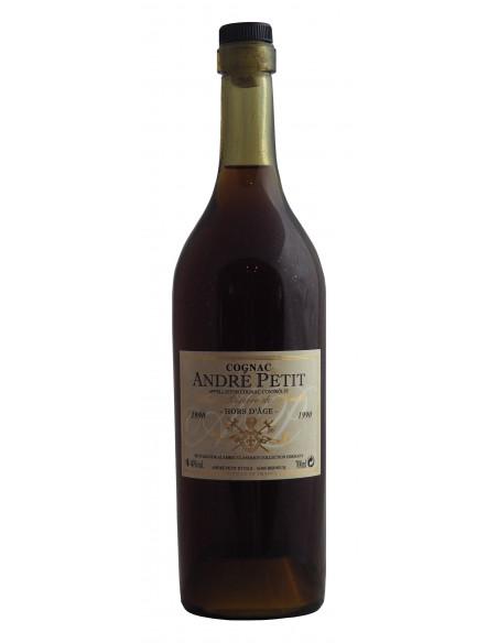André Petit Hors d'Age Grande Reserve de Famille 1990 Cognac 04