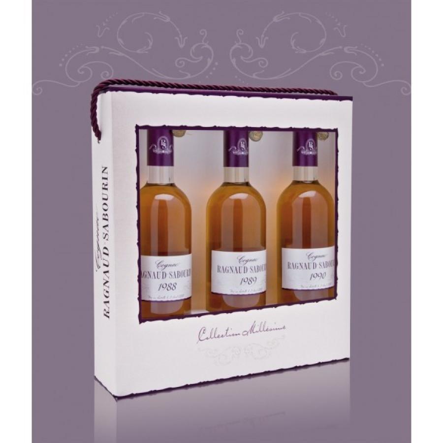 Ragnaud Sabourin Vintages Millésime Gift Set Cognac 01