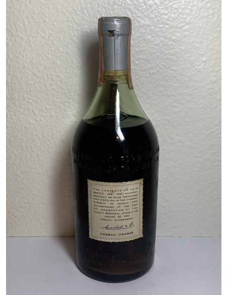 Martell Cordon Argent 1960 very fine Liqueur Cognac Brandy 06