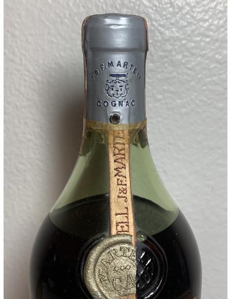 Martell Cordon Argent 1960 very fine Liqueur Cognac Brandy 07