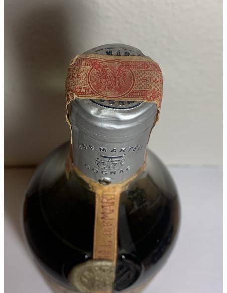 Martell Cordon Argent 1960 very fine Liqueur Cognac Brandy 08