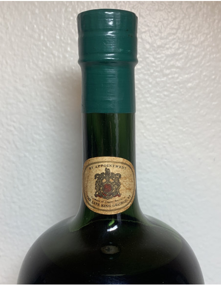 Courvoisier The Brandy of Napoleon V.S.O.P Fine Champagne Cognac 1960 07