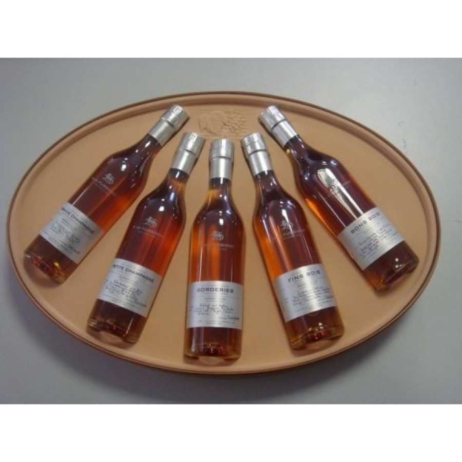 A. de Fussigny Gift Set Les Crus du Cognac