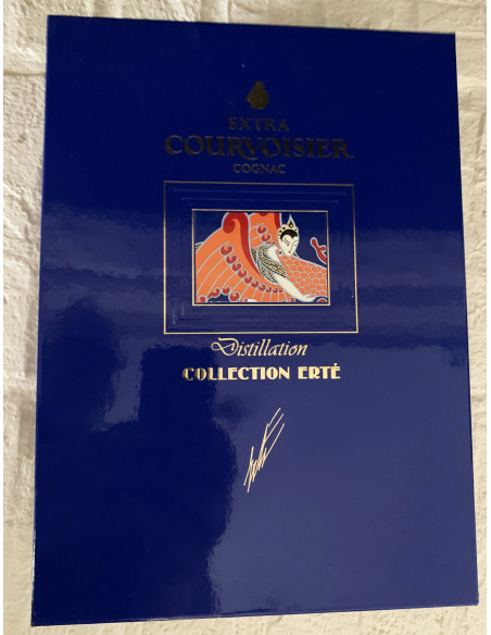 Courvoisier Collection Erte No.3  Distillation Cognac 1988 014