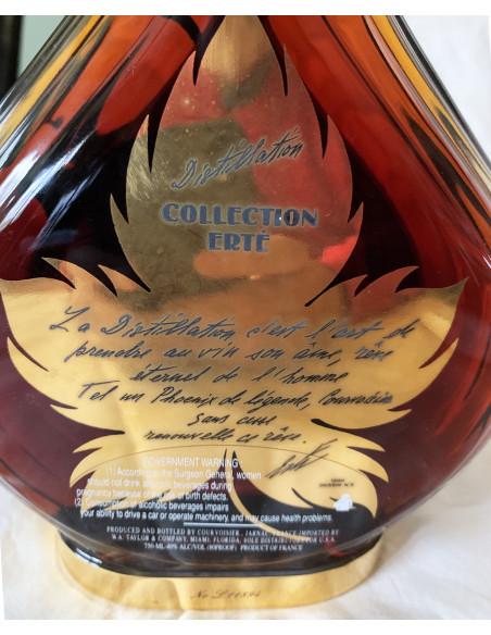 Courvoisier Collection Erte No.3  Distillation Cognac 1988 010