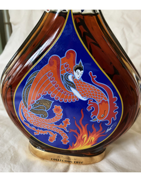 Courvoisier Collection Erte No.3  Distillation Cognac 1988 09