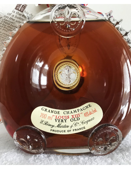 Remy Martin Grande Champagne Louis XIII Very Old 1950-1960s 09
