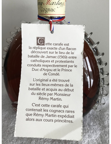 Remy Martin Grande Champagne Louis XIII Very Old 1950-1960s 012