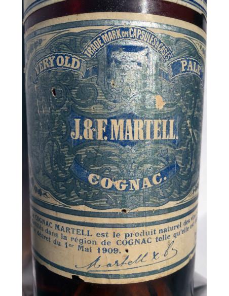 J & F Martell VSOP Cognac 1909 07