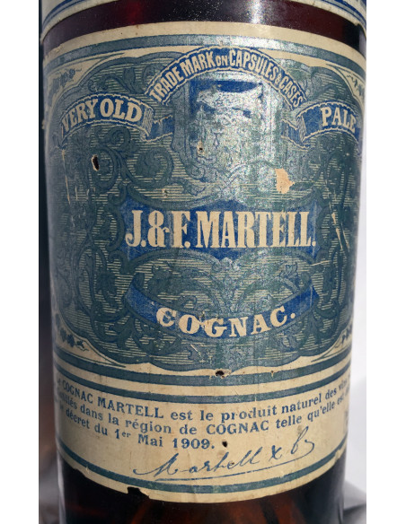 J & F Martell VSOP Cognac 20 years 07