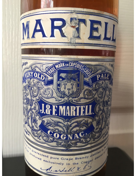 Martell Very Old Pale Cognac 1960s 08