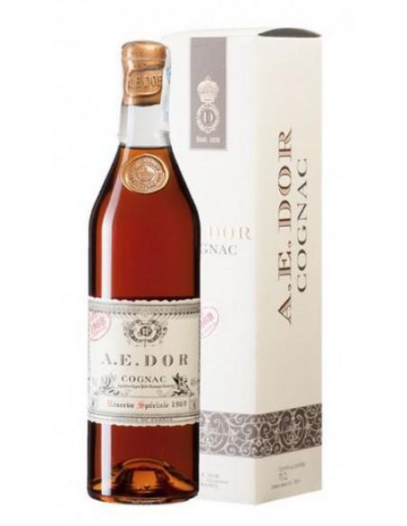 AE Dor 1968 Vintage Petite Champagne Cognac 03