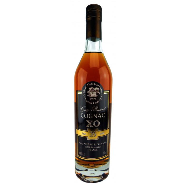Guy Pinard & Fils XO 25 years Cognac 01