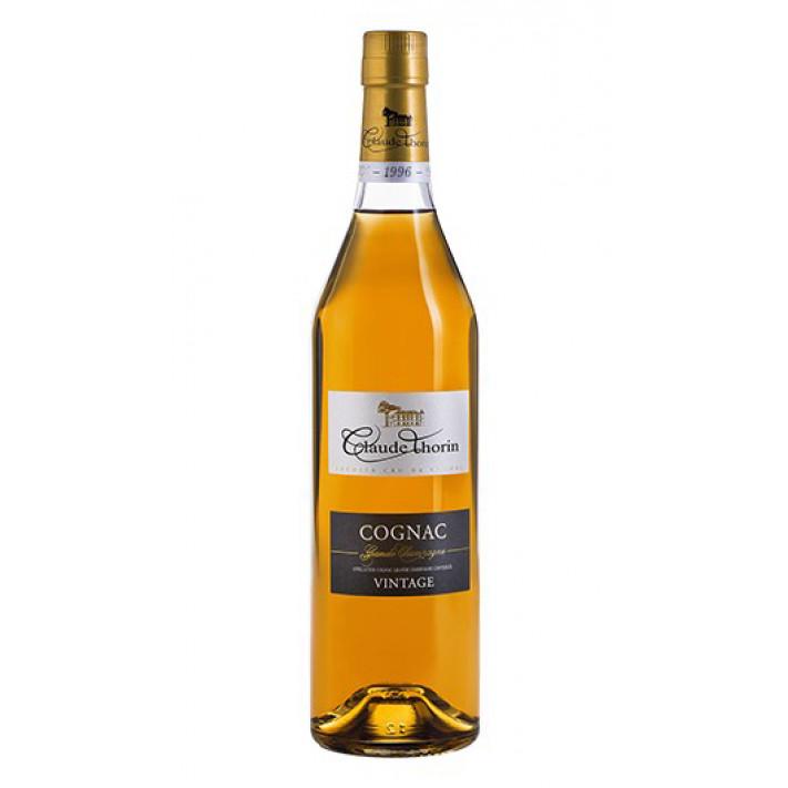 Claude Thorin Vintage 1996 Ugni Blanc Cognac 01