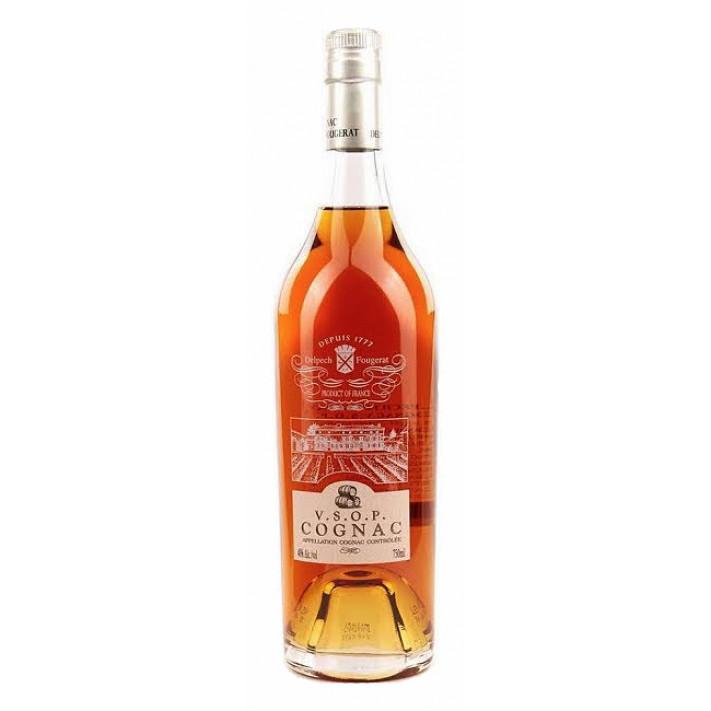 Delpech Fougerat VSOP Cognac 01