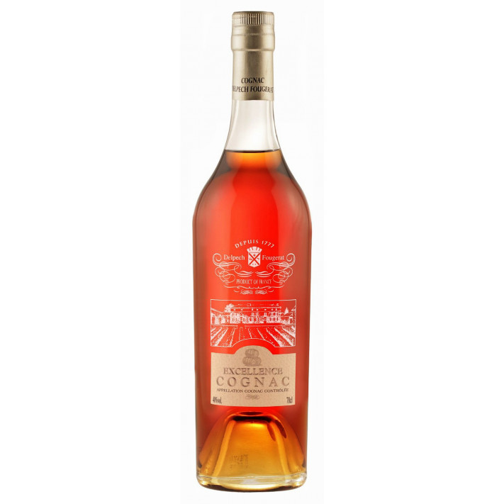 Delpech Fougerat Excellence Cognac 01