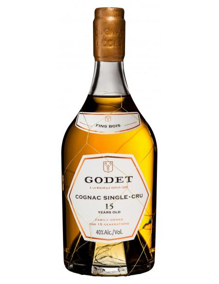 Godet Single-Cru Fins Bois 15 Years Old Cognac 03