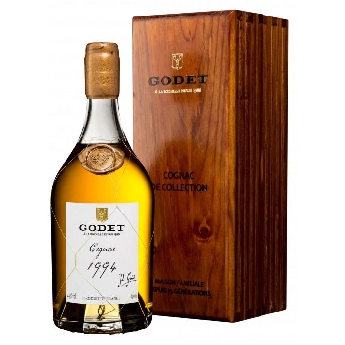 Godet Millésime Fins Bois 1994 Cognac 01