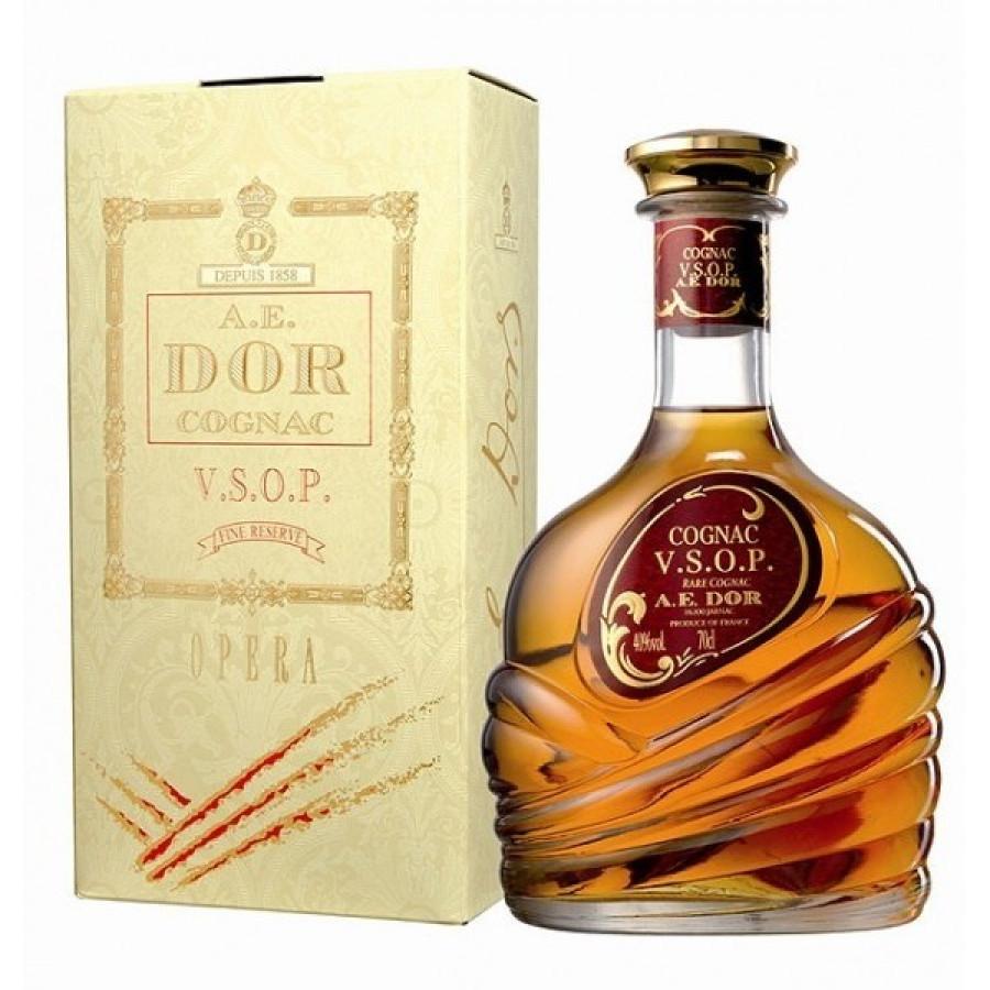 A.E. Dor Fine Reserve VSOP Opera Cognac
