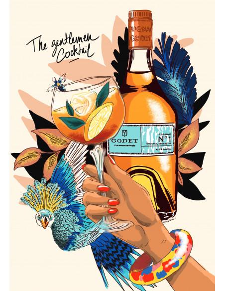Godet N°1 Cocktail Exclusive Cognac 04