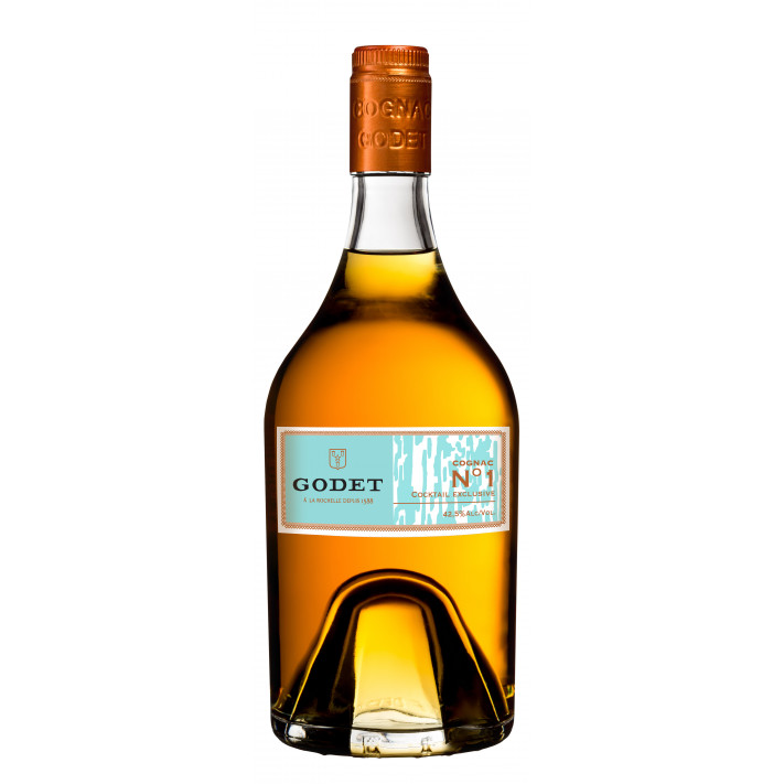Godet N°1 Cocktail Exclusive Cognac 01